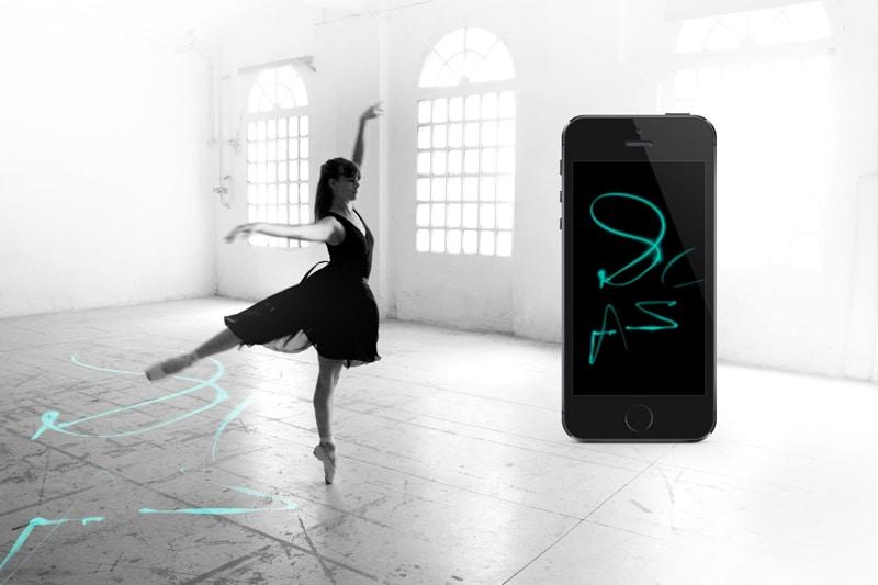 Tanzen trifft auf Kunst. (Foto: cargocollective.com)