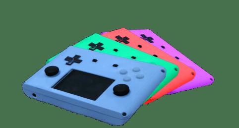 Seltsames Design, auffällige Farben... (Foto: Kickstarter)