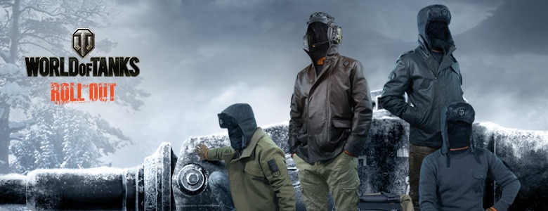 World of Tanks trifft auf musterbrand. (Foto: musterbrand)