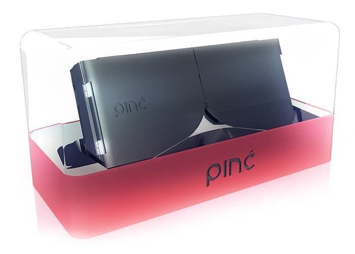 So soll die VR-Brille später aussehen. (Foto: Indiegogo)