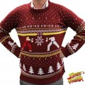 Christmas Jumper: Street Fighter. (Foto: Funstock)