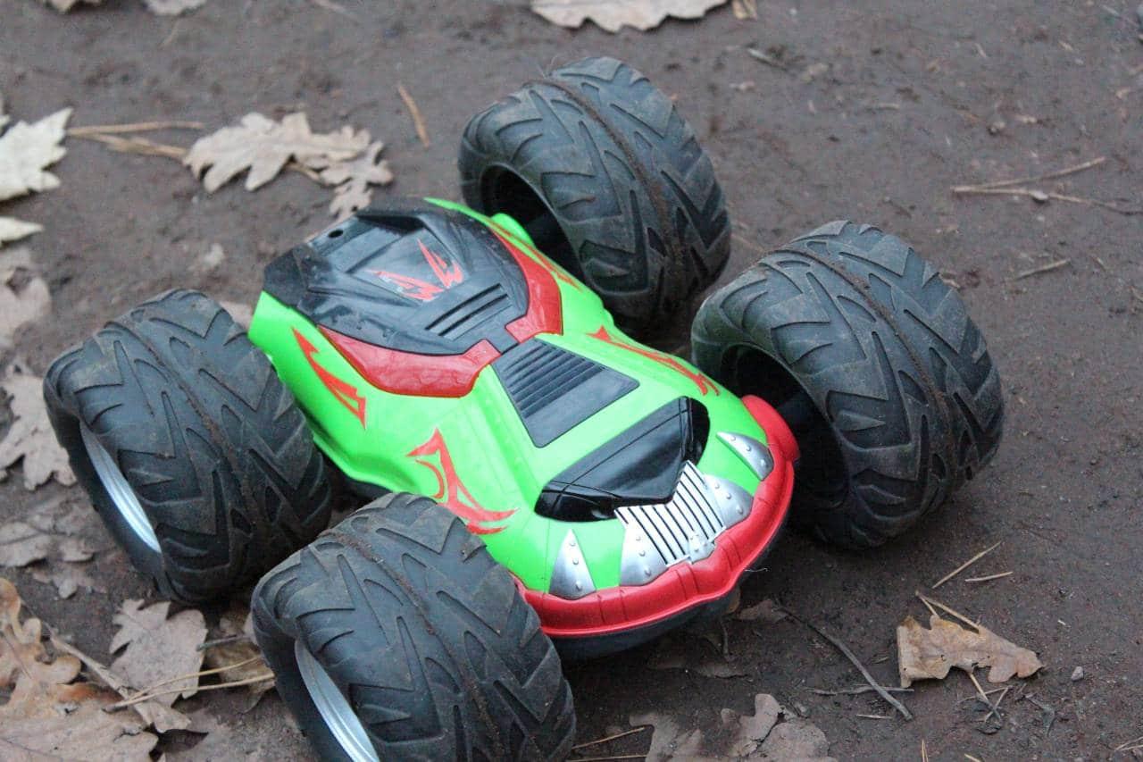 Staubt diesen wirklich coolen Buggy ab! (Foto: GamingGadgets.de)