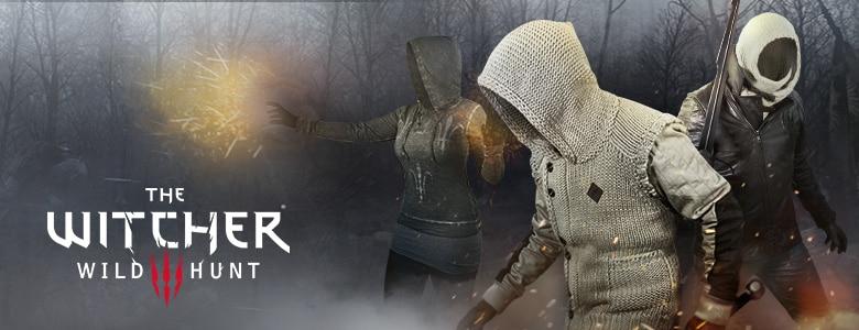 So hätte sich Geralt gekleidet. Vielleicht. (Foto: musterbrand)