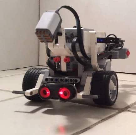 Das ist er - der WormBot. (Foto: Youtube)