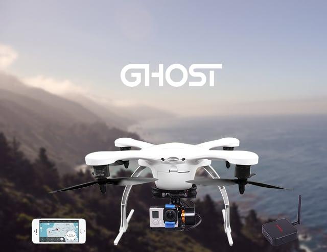 Eine hübsche Drohne für Einsteiger. (Foto: Indiegogo)