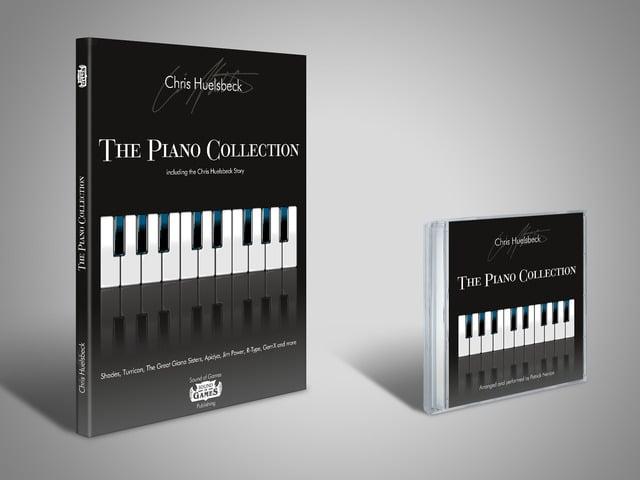 Das Piano-Album für Fans. (Foto: Kickstarter)