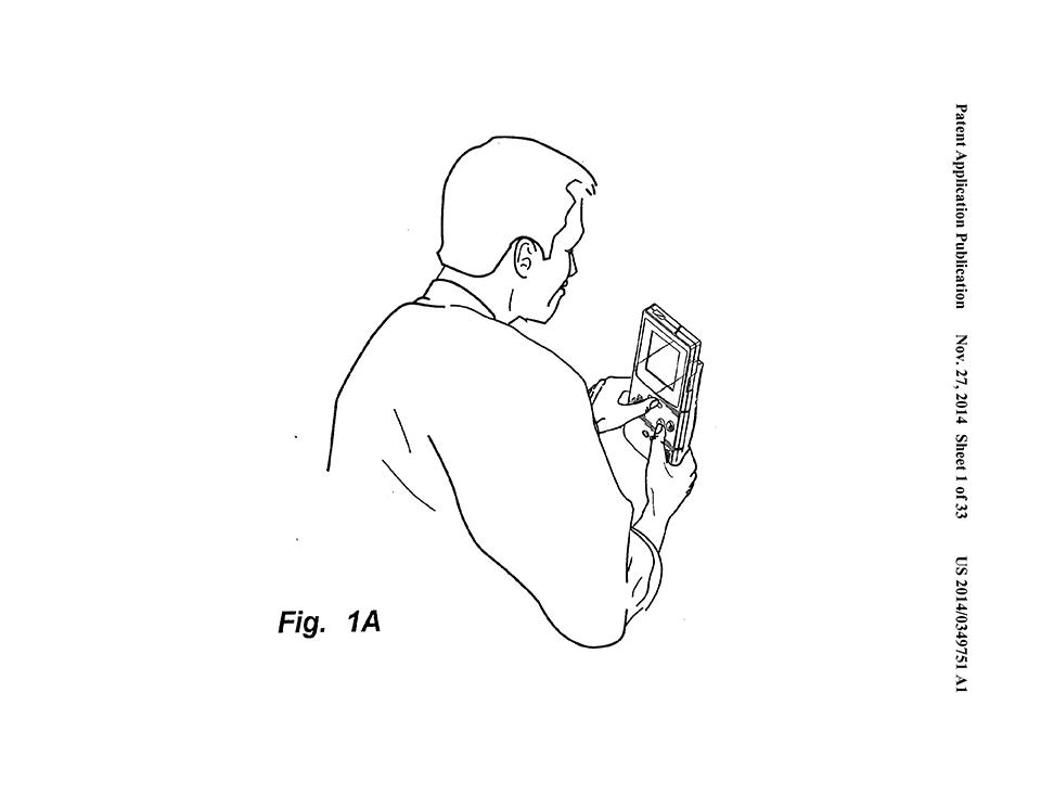 Hält diese Figur einen Gameboy oder ein Smartphone? (Foto: NeoGAF)