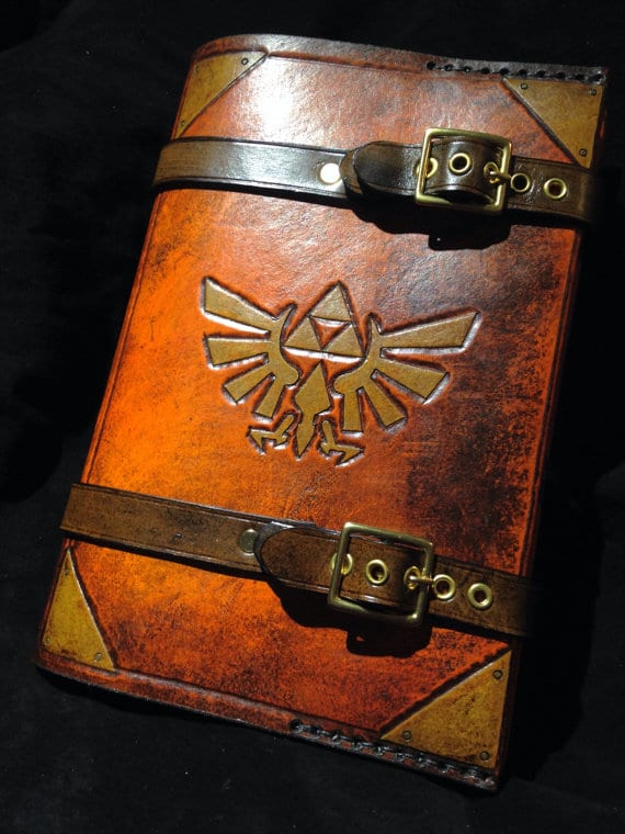 Triforce Journal. (Foto: Etsy)