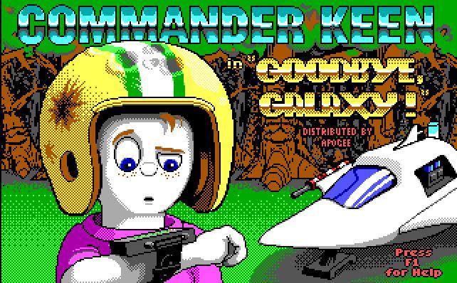 Einen wahren Klassiker neu erleben - Commander Keen 4. (Foto: Screenshot)