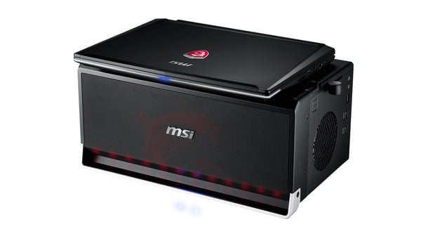 Gaming Dock. (Foto: MSI)