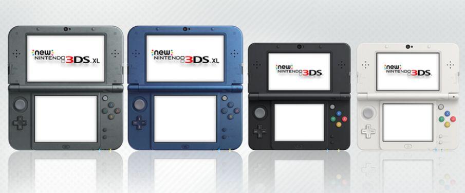 Farben im Überblick. (Foto: Nintendo)