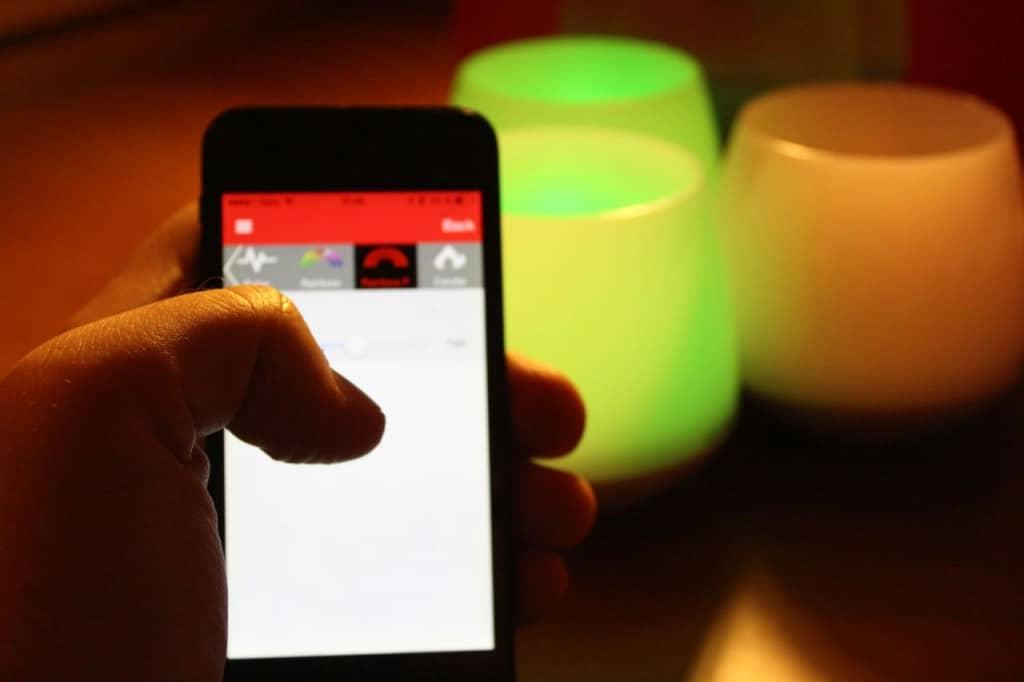 Noch problematisch: Die App. (Foto: GamingGadgets.de)