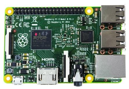 Das neue Modell von oben (Foto: RS-online.com)