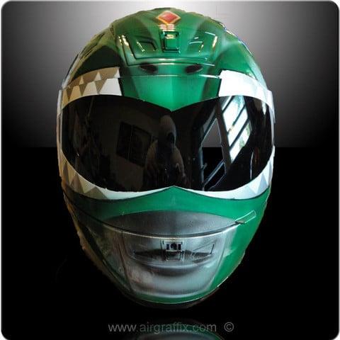 airgraffix motorrad helme im superhelden videospiel design. Black Bedroom Furniture Sets. Home Design Ideas