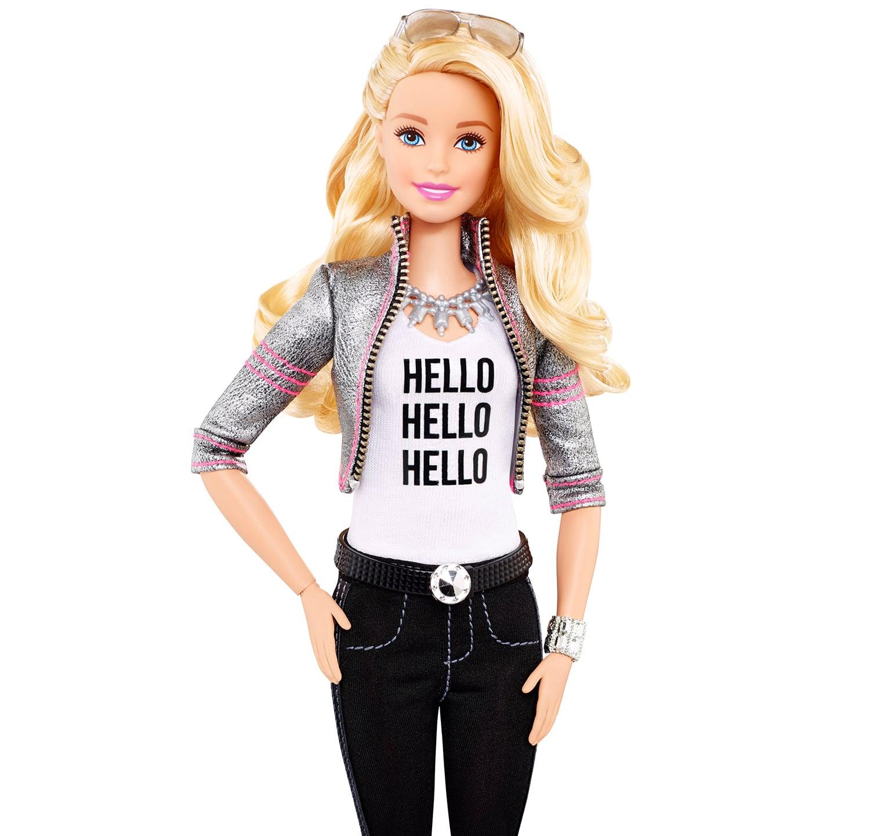 Sieht aus wie eine Barbie. Aber...sie lebt. Fast. (Foto: Mattel)