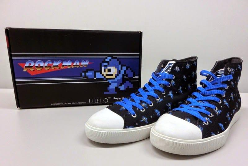 Hübsche Sneakers für Fans. (Foto: Rockman Unity)