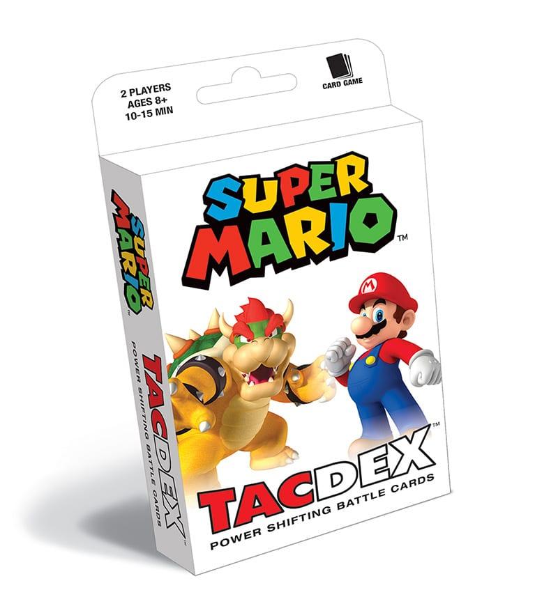 Nintendo-Helden kämpfen auf Karten. (Foto: USAOpoly)