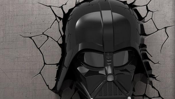Darth Vader als Deko-Lampe? (Foto: 3DlightFX=