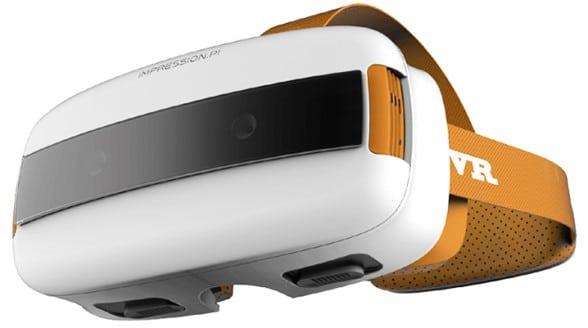 Noch eine VR-Brille? Ja, aber... (Foto: Impression Pi)