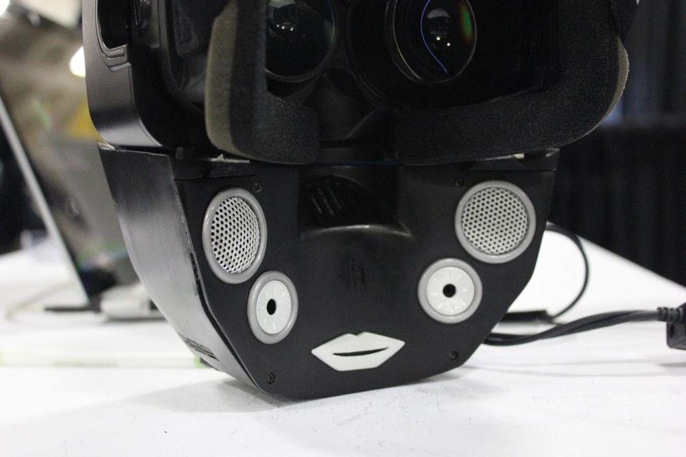 Das ist die Apparatur, die euch Gerüchte bringen möchte. (Foto: The Verge)