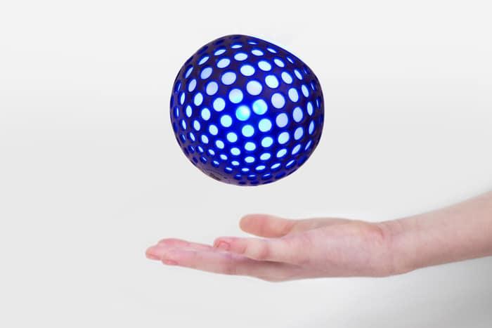 Ein Ball, viele Möglichkeiten. (Foto: Hackaball)