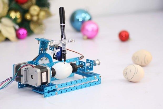 Kleine Roboter mit großen Fähigkeiten. (Foto: Makerblock)