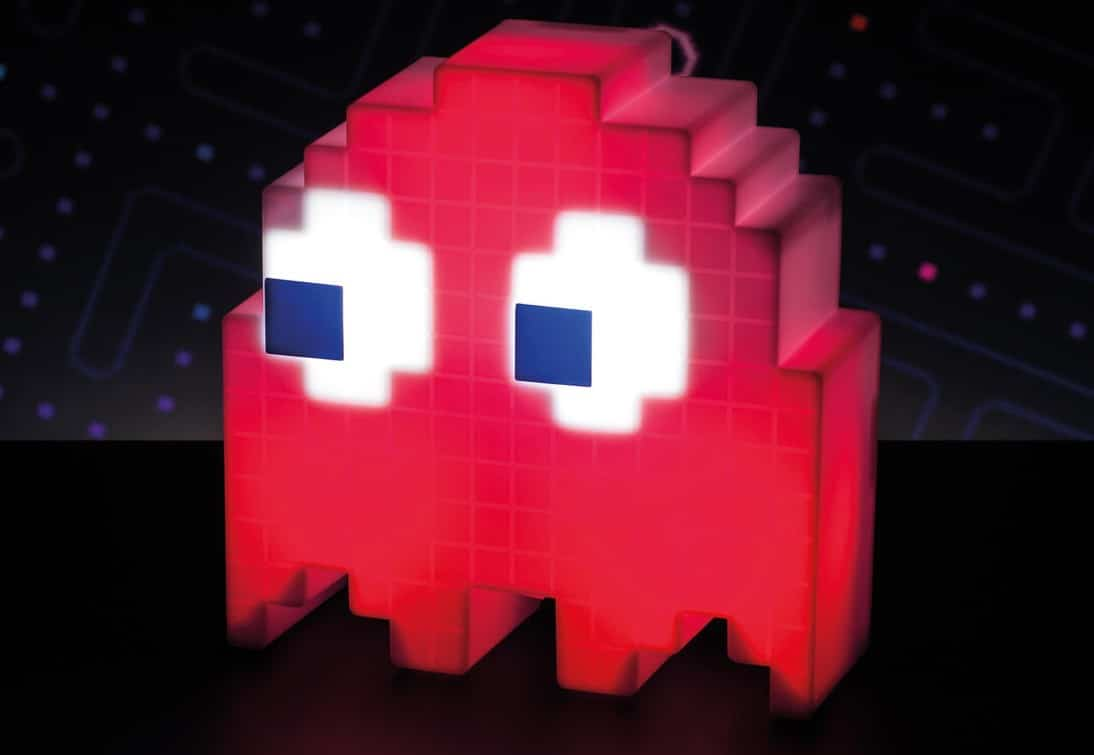 Pac-Man Ghost Light: Kult-Geist versprüht Retro-Charme