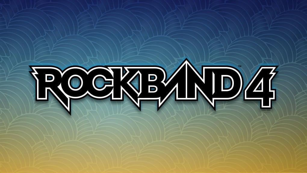 Rock Band 4 braucht neue Instrumente.