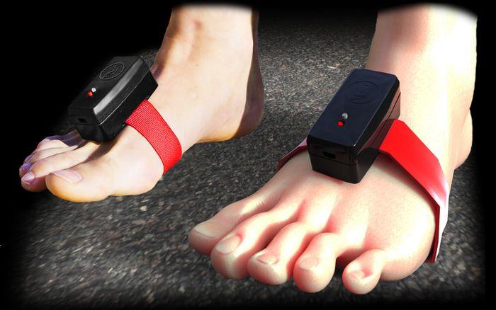 Füße für die virtuelle Realität. (Foto: Kickstarter)