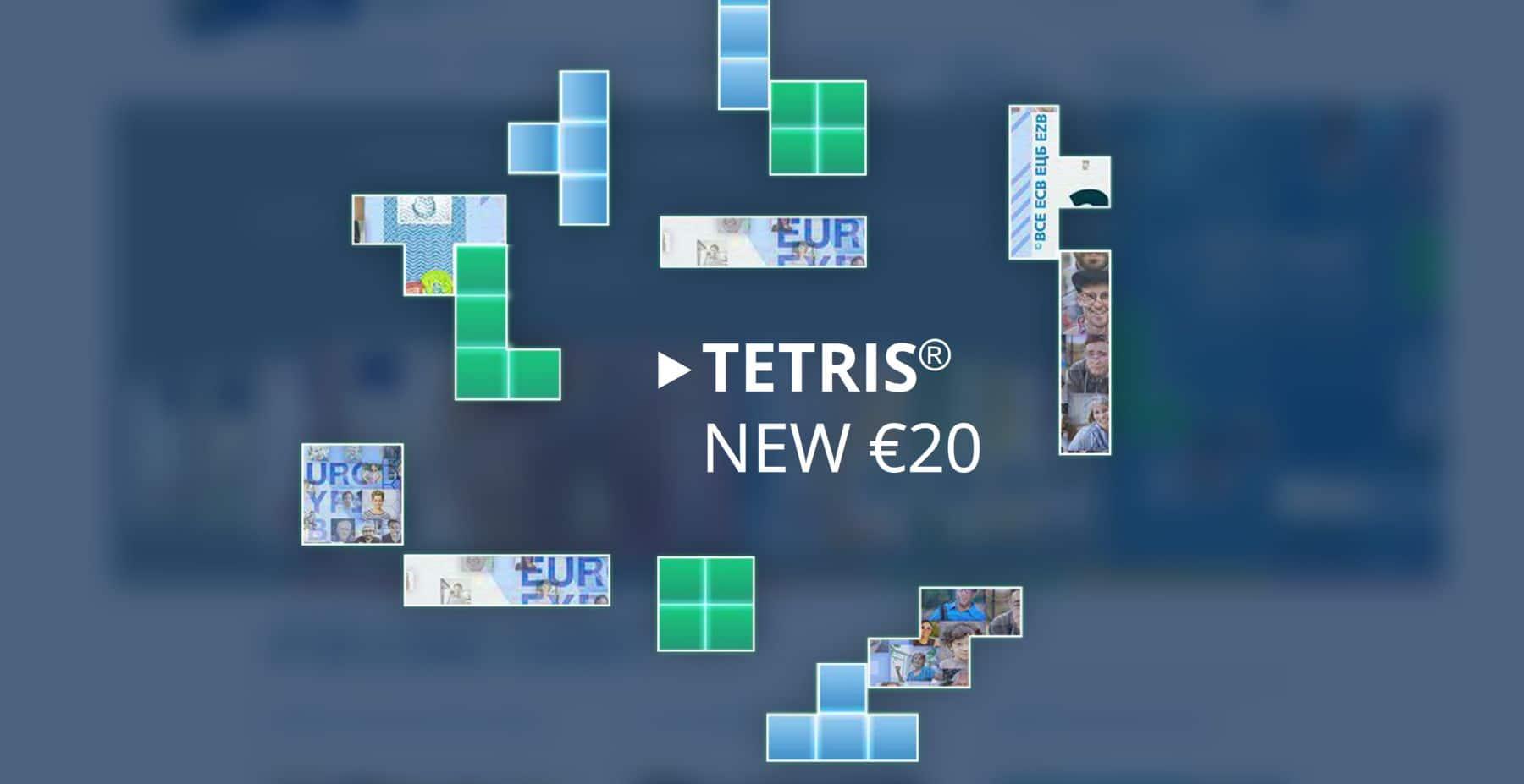 Tetris? Geldscheine? He? (Foto: Screenshot)