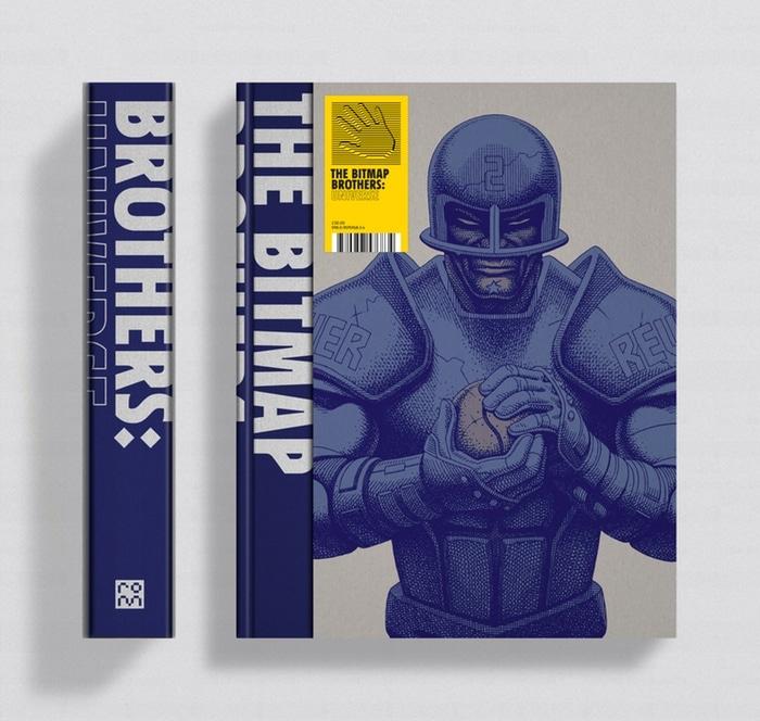 Das Buch zum Studio. (Foto: Read Only Memory)