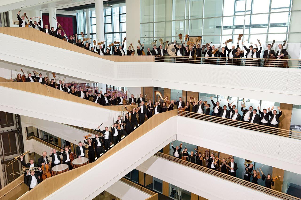 Das NDR Sinfonieorchester lädt ein. (Foto: Klaus Westermann / NDR)