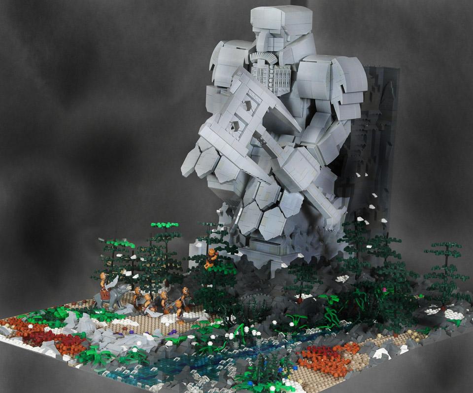 Alles aus LEGO! Wow! (Foto: Michał Kaźmierczak)