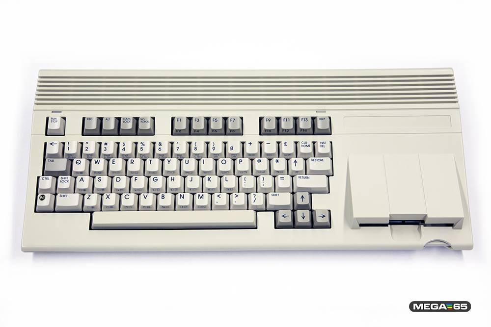 Erinnert nicht zufällig an den Commodore 65. (Foto: MEGA65)