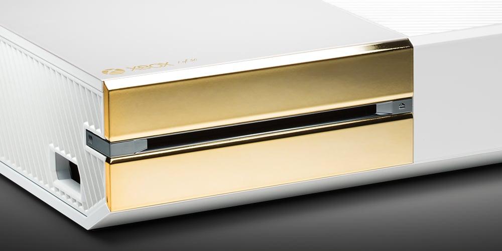 Schicker Gold-Stil. (Foto: ColorWare)