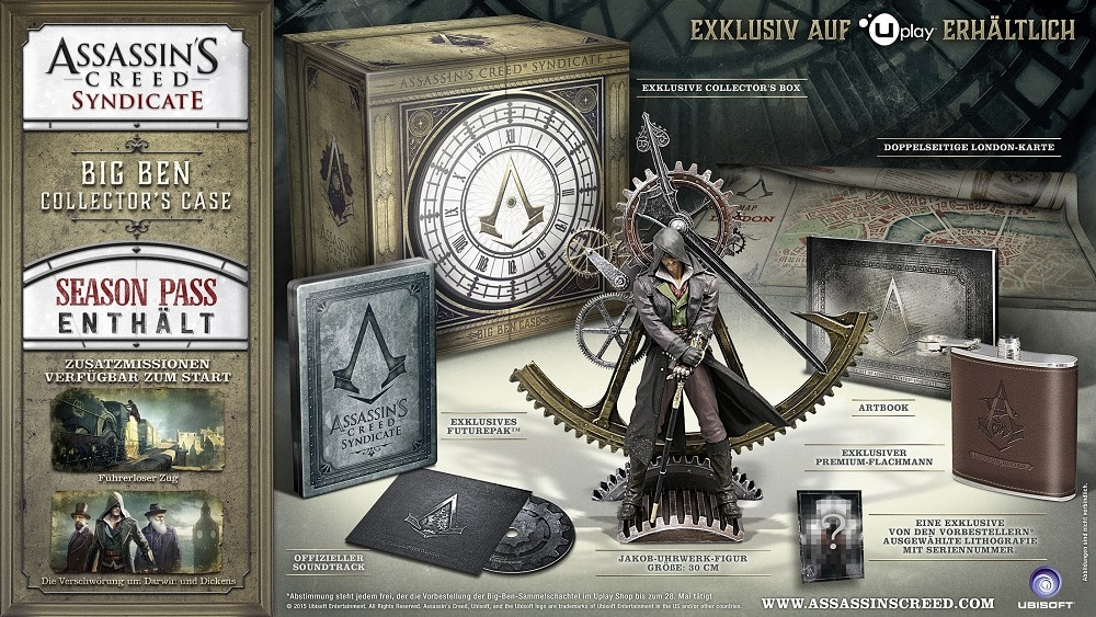 Die teuerste Edition. (Foto: Ubisoft)