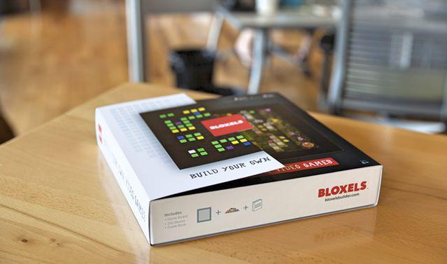 In der Kiste steckt so etwas wie ein Videospiel. (Foto: Project Pixel Press)