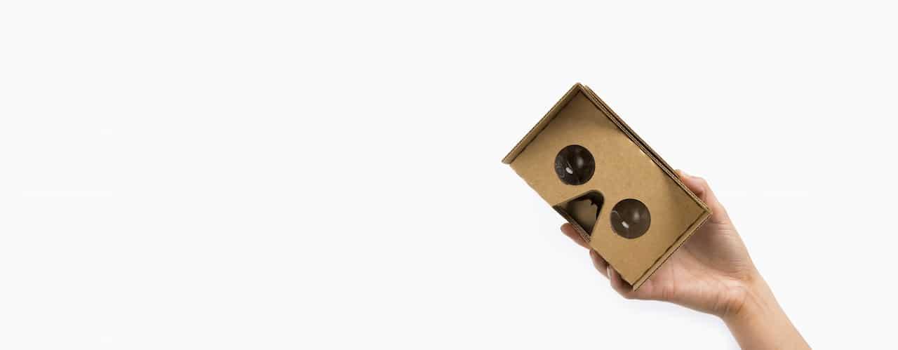 Cardboard geht in die nächste Runde. (Foto: Google)