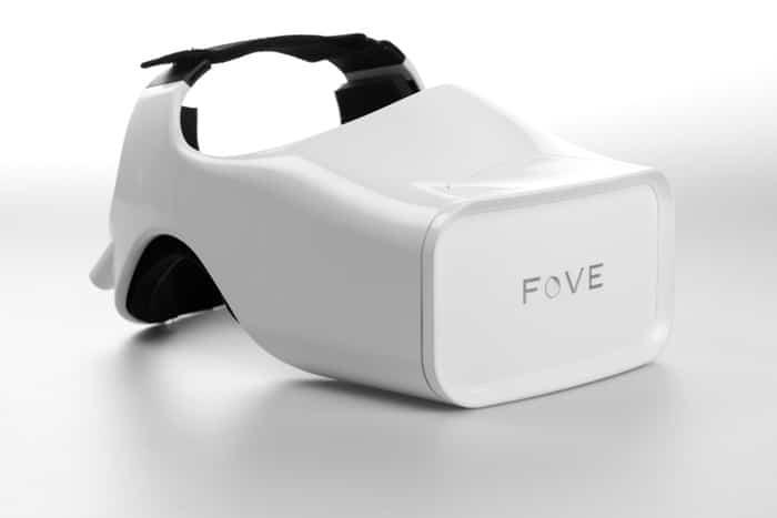 Diese Brille möchte Oculus Rift Konkurrenz bereiten. (Foto: Fove)