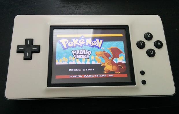 Schick und wie ein großer Gameboy Micro. (Foto: Anthony Thomas)