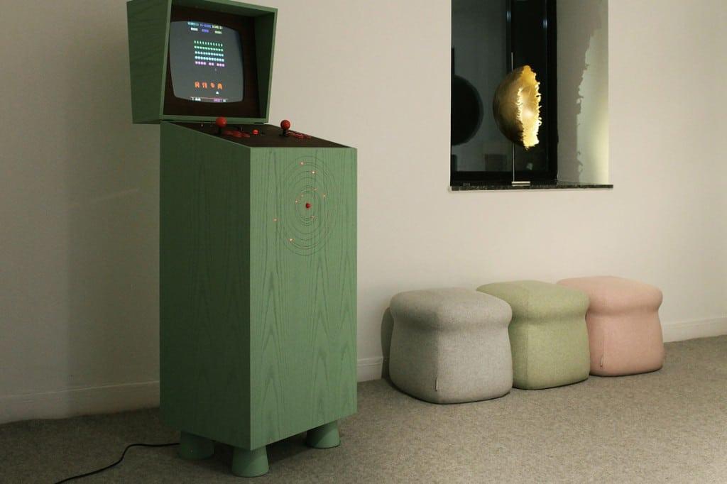 Im Wohnzimmer könnte er fantastisch aussehen. (Foto: Love Hultén)