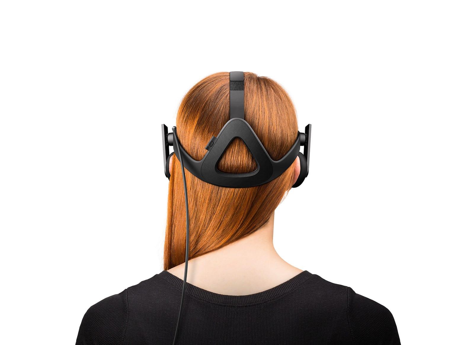 Was bleibt? (Foto: Oculus VR)