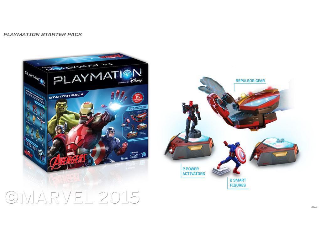 Das erste Paket enthält neben dem Armband auch Figuren, mit denen ihr interagieren könnt. (Foto: Disney)