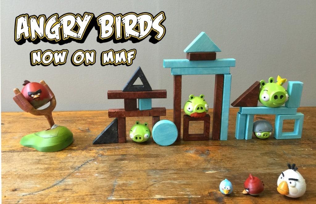 Spaß mit Angry Birds. (Foto: Marco Autilio)