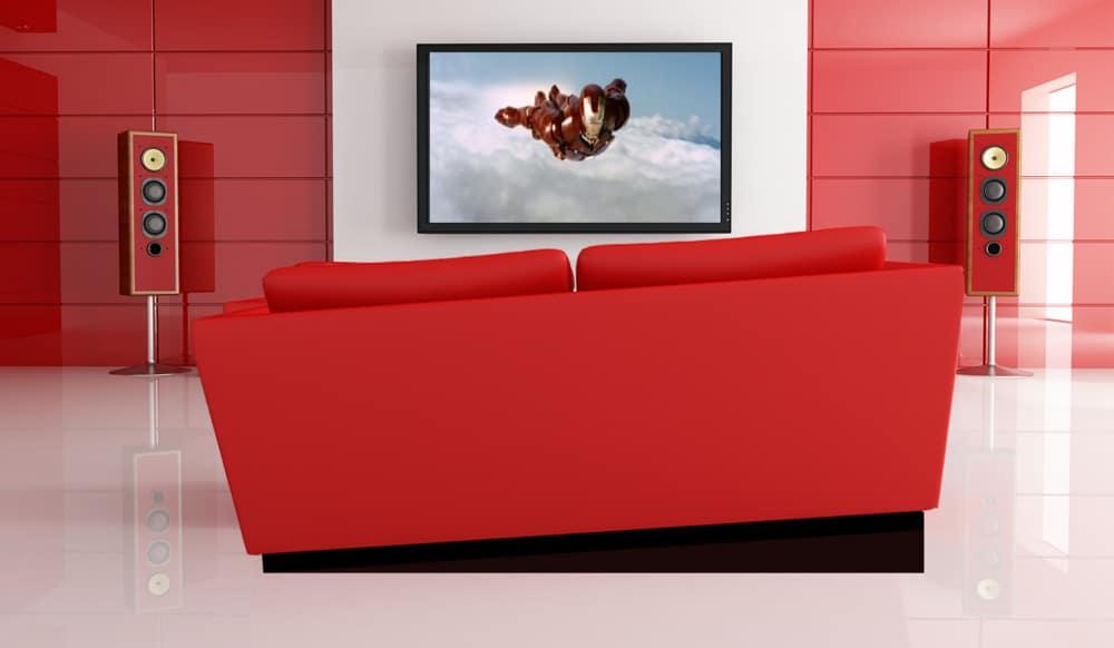 Die Couch sorgt für neuen Spaß. (Foto: Immersit)