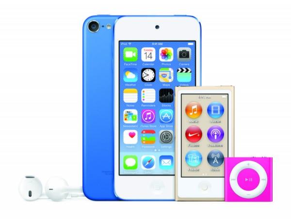 Es bleibt natürlich ein iPod Touch. (Foto: Apple)