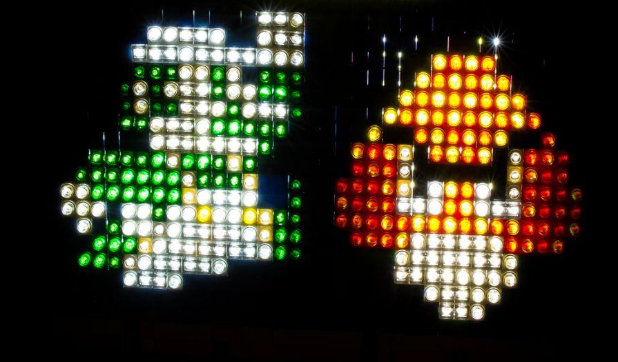 Natürlich leuchtet Luigi im Dunkeln. (Foto: Baron von Brunk)