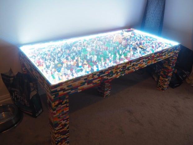 Mehr als nur ein normaler Tisch. (Foto: Etsy)