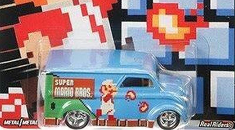 Ein LKW von Mario? Heeee? (Foto: Mattel)