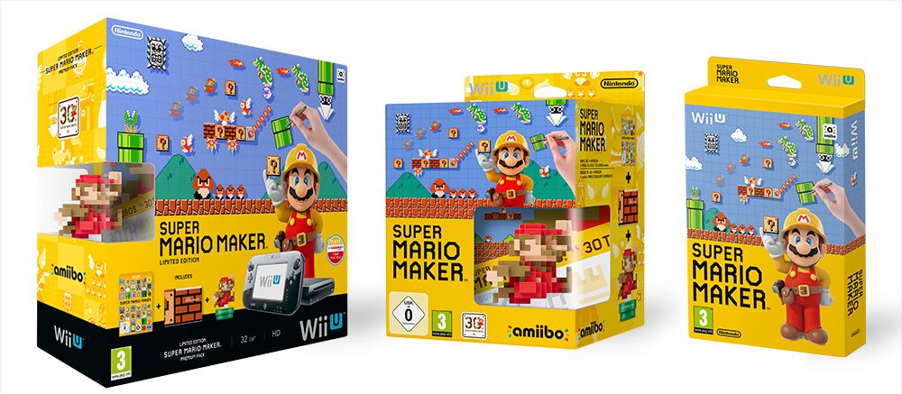 Jede Menge Mario Maker-Spaß. (Foto: Nintendo)